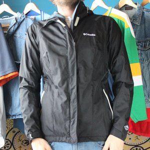 2011 Women's Columbia Interchange Omni-Tech Jacket